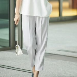 Uniqlo | Drape Tapered Ankle Length Pants